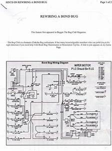 68 Bug Wiring Diagram
