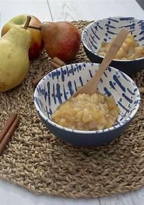 Compote Poire Pomme : compote pomme poire recette basse temp rature ~ Nature-et-papiers.com Idées de Décoration