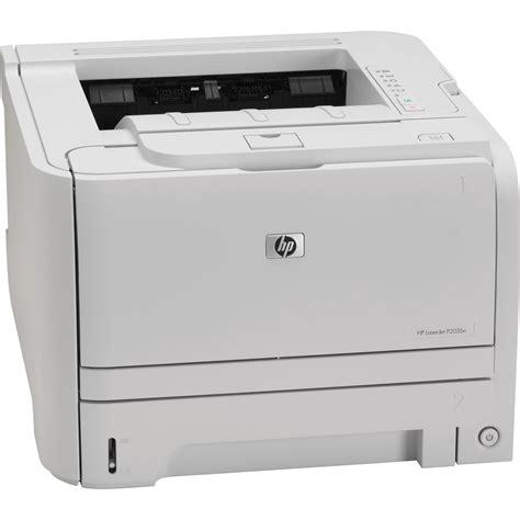 الأدوات المساعدة المعتمدة في macintosh. HP (CE462A) LaserJet P2035n Printer CE462A#ABA B&H Photo Video