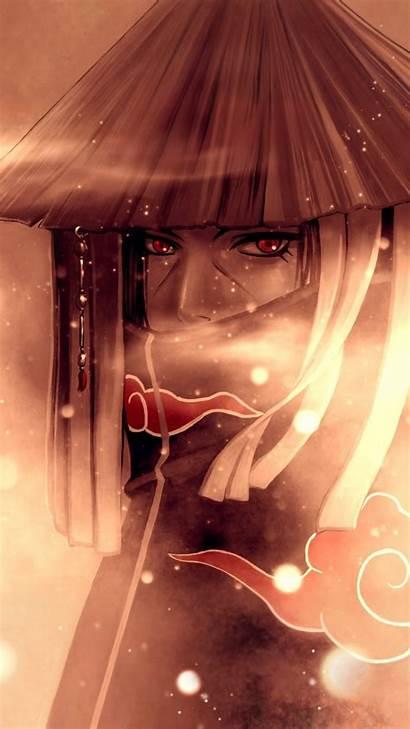 Itachi Uchiha Sharingan Akatsuki Wallpapers Strawhat Naruto