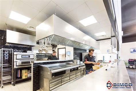cuisine professionnelle pour particulier equipement cuisine professionnelle les partenaires de dimco