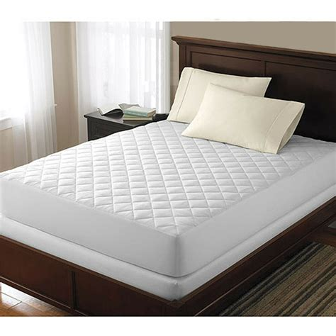 futon mattress pad bed bug dust mite hypoallergenic waterproof quilted