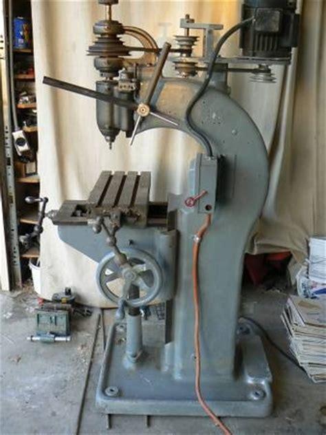 photo index becker milling machine