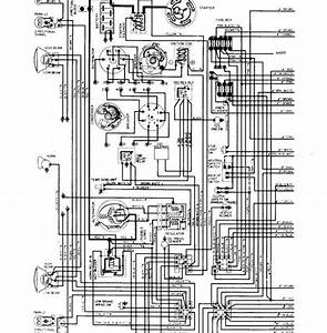 71 Nova Wiring Diagram