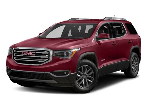 gmc acadia fwd dr sle wsle  pictures nadaguides