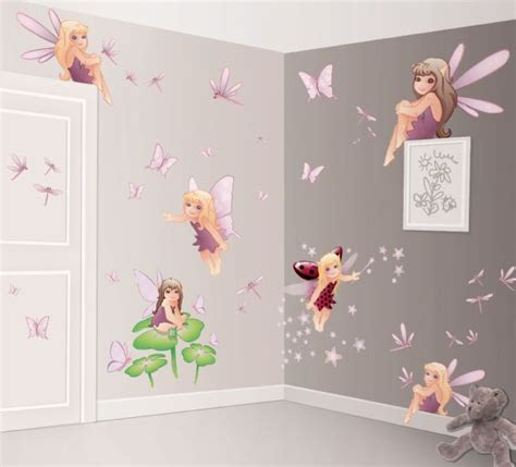 stickers pour chambre fille stickers chambre bebe fille papillon