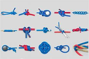 Animated Knots Guide Teaches You Step
