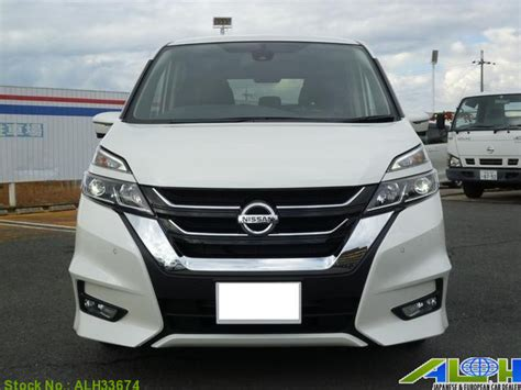 Nissan Serena Backgrounds by 6285 Japan Used 2018 Nissan Serena S Hybrid Wagon For Sale