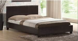 Wooden Bed Frame With Mattress