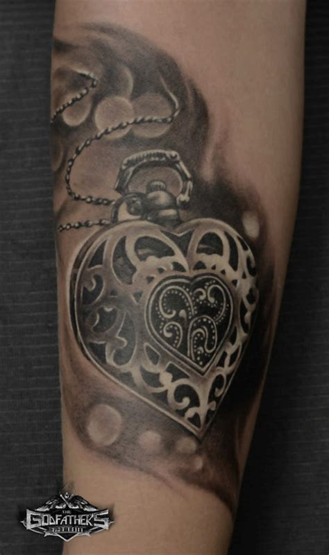 fineline gallery   tattoos  fineline godfathers tattoo