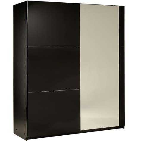 armoire porte coulissante 120 cm valdiz