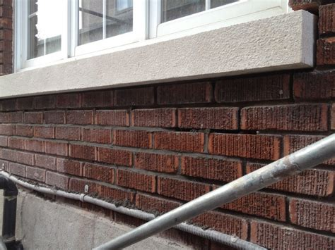 Masonry Window Sill by Damaged Window Sills Hire Ottawa S Trusted For Your