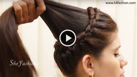 easy hairstyles  long hair  hairstyles