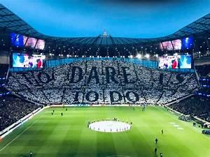 Tottenham Hotspur Stadium Section 515 Row 7 Seat 513