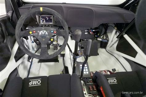 Vw Polo R Wrc Cockpit, Interior.