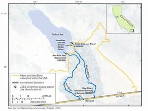 Location map showing study area within the Imperial Valley ...
