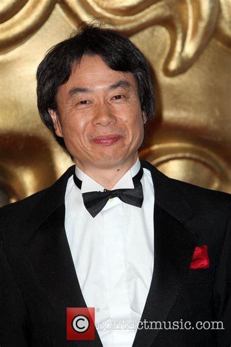 Shigeru Miyamoto - BAFTA Video Games Awards at London ...