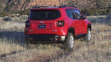small jeep jeep renegade small suv youtube