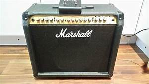 Marshall Valvestate Vs100 3 Channel Amp With 2 Button