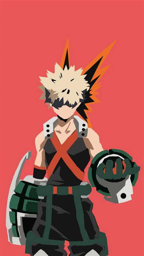 All sizes · large and better · only very large sort: Download Fond d'écran Katsuki Bakugo / Wallpaper My hero ...