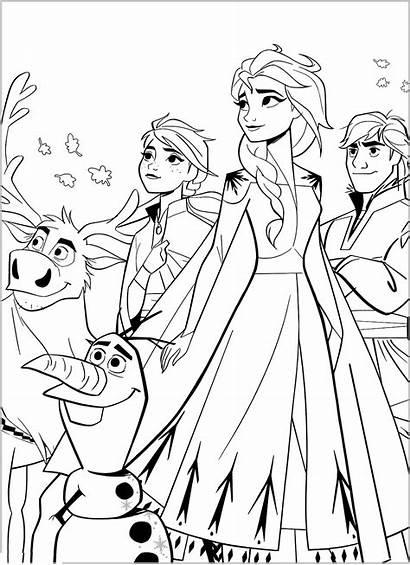 Frozen Coloring Reine Neiges Coloriage Anna Disney