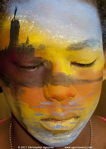 """Facepainting"" or ""Face Painting""? The Medium is the ..."