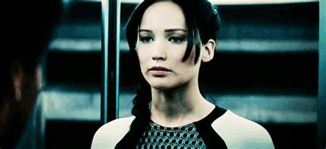 I Am Not Okay Catching Fire Gif
