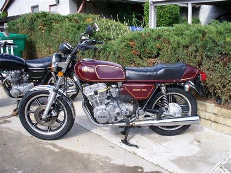 Yamaha Xs 750 Dohc