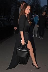 Selena Gomez in Black Dress -14 - GotCeleb
