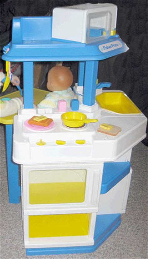 """This Old Toy's Fisherprice Fun With Food """"base"""