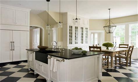 Kitchen Ideas Black Cabinets White Marble Countertop