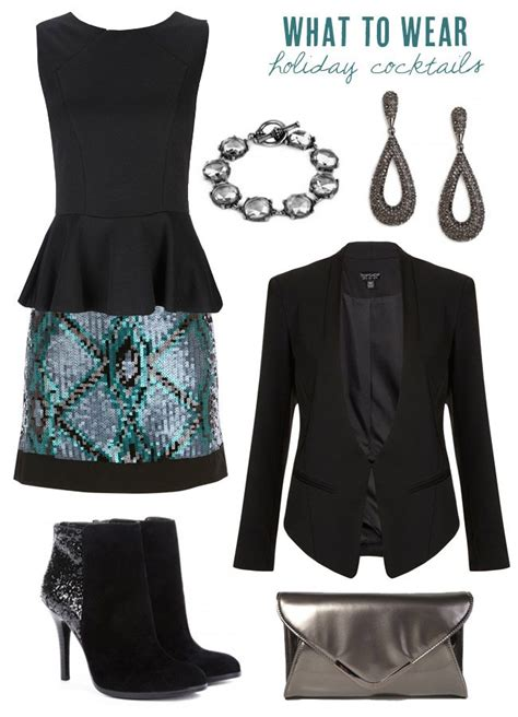 What To Wear Holiday Cocktails  The Sweetest Occasion