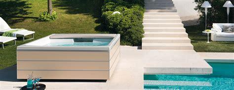 vasche da esterno minipiscine e vasche idromassaggio da esterno tassonedil