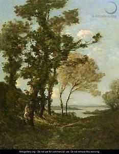 Saint Martin Paysage : paysage d 39 t de la saint martin henri joseph harpignies ~ Premium-room.com Idées de Décoration