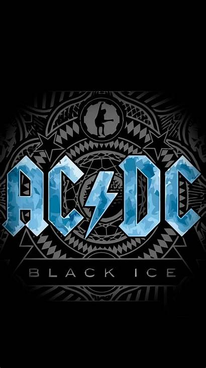 Iphone Dc Ice Acdc Rock Wallpapers Logos