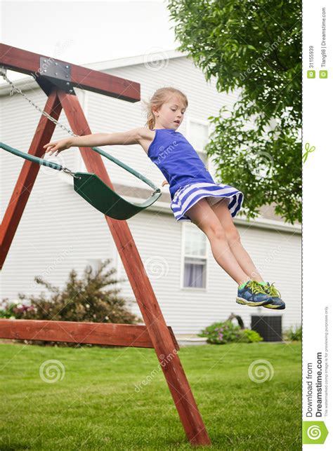 jump swing jumping swing royalty free stock images image