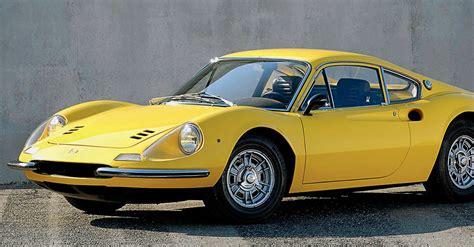 1968 ferrari dino 206 gt. Ferrari Dino 206 GT (1967) - Ferrari.com