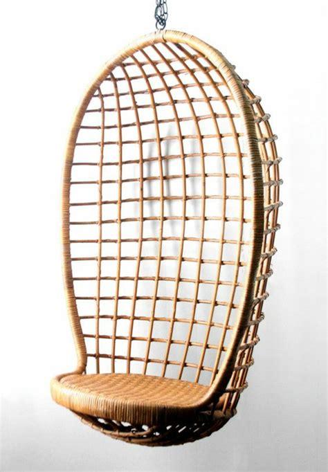 si鑒e oeuf suspendu le fauteuil œuf suspendu pour rêver et se sentir bien archzine fr