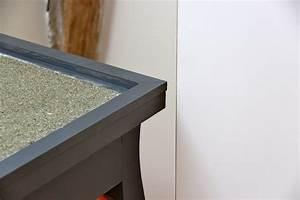 bavette de plinthe de meuble de cuisine delinia leroy With installer un plan de travail sans meuble