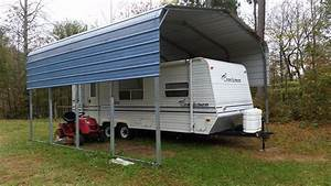 Carport Vor Garage : storage metal carports steel garages portable buildings ~ Sanjose-hotels-ca.com Haus und Dekorationen