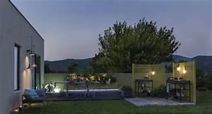 Lumiere De Terrasse : 11 luminaires design pour l 39 clairage de votre terrasse ou ~ Edinachiropracticcenter.com Idées de Décoration