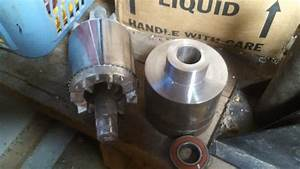 Repairing Induction Motor Rotor Shaft
