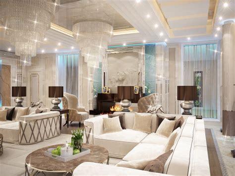 Professional Villa Interior Design In Qatar By Antonovich