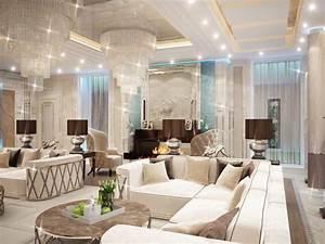 Decor Interior Design : professional villa interior design in qatar by antonovich design ~ Indierocktalk.com Haus und Dekorationen
