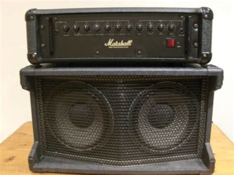 Marshall 400w Bass Amp For Sale In Castletroy, Limerick