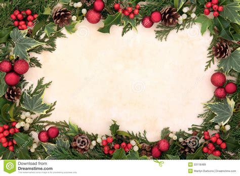 Wallpaper Christmas Border