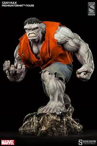 Sideshow Hulk Statue Collection Preview - The Toyark - News