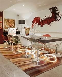 107 idees fantastiques pour une salle a manger moderne With salle a manger plastique