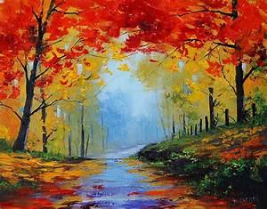 Magic Autumn Colors by artsaus on DeviantArt