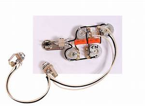 920d Custom Shop Wiring Harness For Rickenbacker 4000 Series